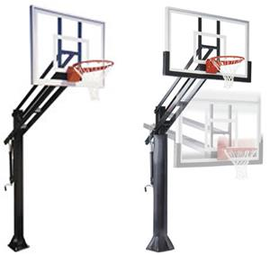 First Team Force Ultra Adjustable Basketball Goal