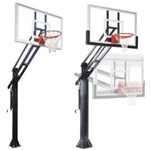 First Team Force Pro Adjustable Basketball Goal
