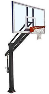 First Team Titan Arena Adjustable Basketball Goal