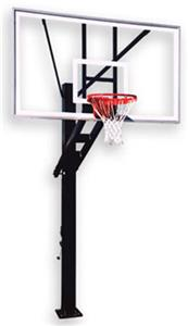 Olympian Arena Adjustable Basketball Goal System