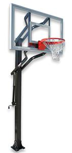 Challenger III Adjustable Basketball Goal System