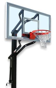 Challenger Select Adjust Basketball Goal System