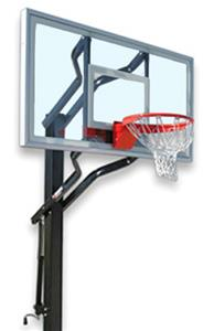 Challenger Nitro Adjustable Basketball Goal System