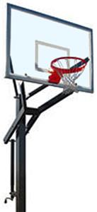 PowerHouse 660 Adjustable Basketball Goal System