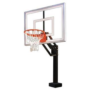HydroChamp II Swim Pool Adjustable Basketball Goal
