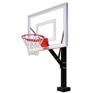 HydroSport II Swimming Pool Fixed Basketball Goal