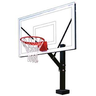 HydroSport Select Swim Pool Fixed Basketball Goal