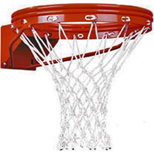 First Team FT172D Fixed Basketball Goal Double Rim