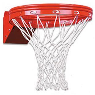 FT187D Super Duty Double Rim Flex Basketball Goal