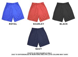 Official Issue Youth Mesh Shorts Closeout
