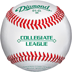 Diamond Collegiate Raised Seam Baseball