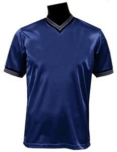 Pre-#ed NAVY Soccer Jerseys W/WHITE #s