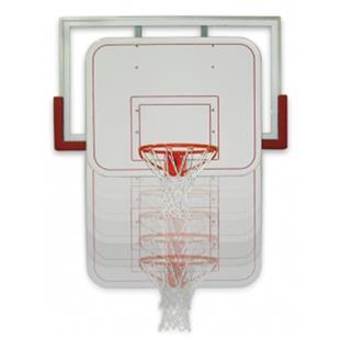 Six-Shooter Youth Adjust Training Basketball Goal