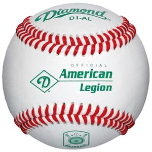 Diamond American Legion World Series Baseballs CO