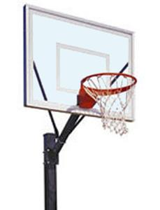 First Team Sport II Fixed Height Basketball Goals