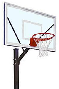 Sport Select Fixed Height Basketball Goals