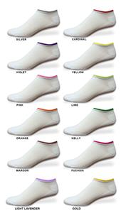Pro Feet Microfiber Low-Cut Socks/Pair Closeout