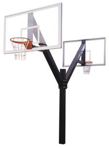 Legend Supreme Dual Fixed Height Basketball Goals