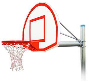Renegade Max Fixed Height Basketball Goals