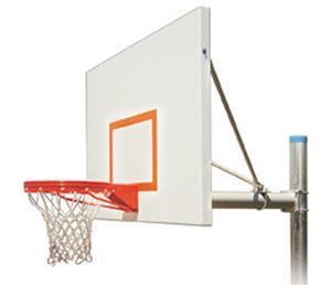 Renegade Impervia Fixed Height Basketball Goals