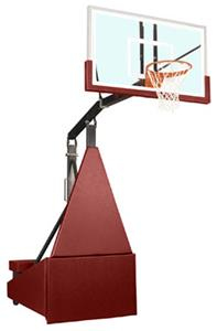 "Storm Pro Portable Basketball Goals 36""x60"" Board"