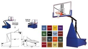 Storm Supreme Portable Basketball Goals