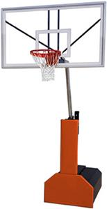 Thunder Supreme Portable Basketball Goals