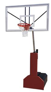 Thunder Arena Portable Basketball Goals