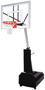 Fury Turbo Portable Basketball Goals System
