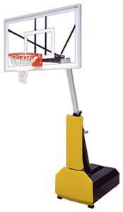 Fury Nitro Portable Basketball Goals System