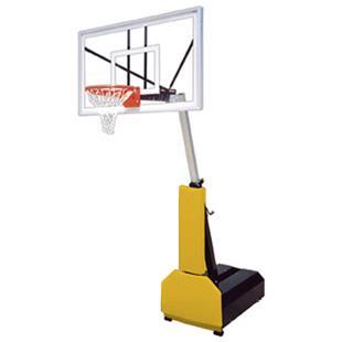 Fury Nitro Portable Basketball Goals System