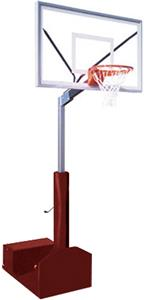 Rampage Select Portable Basketball Goals System