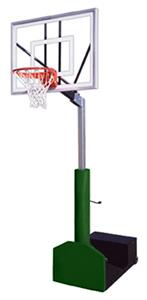 Rampage Turbo Portable Basketball Goals System
