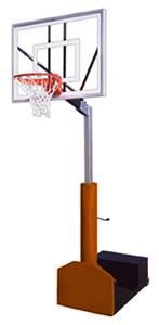 Rampage Nitro Portable Basketball Goals System