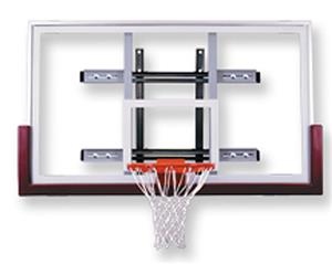 PowerMount Competitor Basketball Wall Mount System