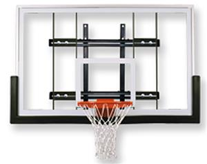 PowerMount Contender Basketball Wall Mount System