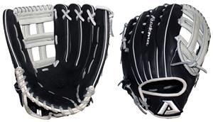 "AMR34 12.75"" Precision Kip H-Web Outfielders Glove"