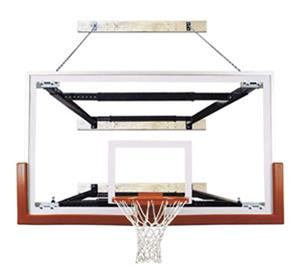 SuperMount 80 Victory Basketball Wall Mount System