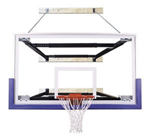 SuperMount 80 Triumph Basketball Wall Mount System