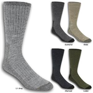 Wigwam Trail Mix Fusion Crew Outdoor Adult Socks