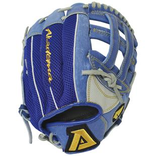 "ARA93 11"" Manny Ramirez Youth Blue Mesh Back Glove"