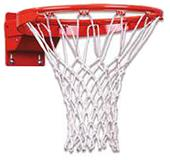 Competition Breakaway Basketball Rim Full Tilt