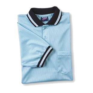 "Dalco ""Light Blue/Black Collar"" Umpire Shirts"