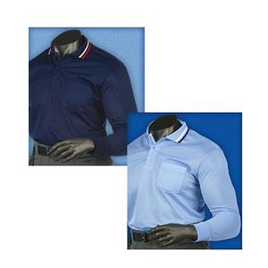 "Dalco ""Long Sleeve"" Umpire Mini-Mesh Shirts"