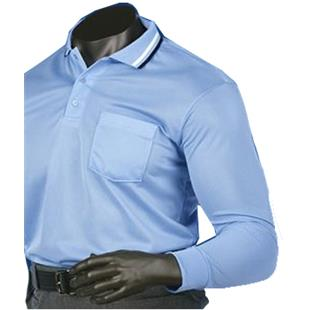 "Dalco ""Long Sleeve"" Umpire Mini-Mesh Shirts"