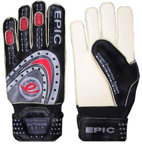 Epic Xtreme Grip Finger Protected Soccer GK Gloves