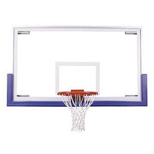 Unbreakable Short Glass Basketball Backboard 42x72