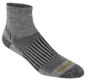 Wigwam Merino/Silk Scout Qtr Outdoor Adult Socks