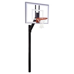 Legacy III Fixed Height Basketball Goals System