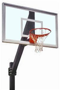 Legend Jr. Select Fixed Height Basketball System